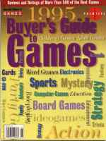 Cover for the 1995 Buyer's Guide to Games
