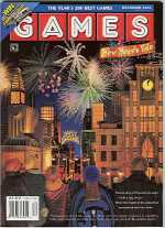 Games cover for December 2003