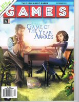 Games cover for December 2013