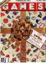 Games cover for December 1995