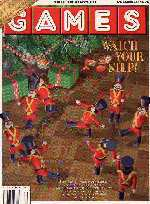 Games cover for December 1996