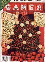 Games cover for December 1998