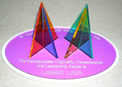The XX Icehouse award